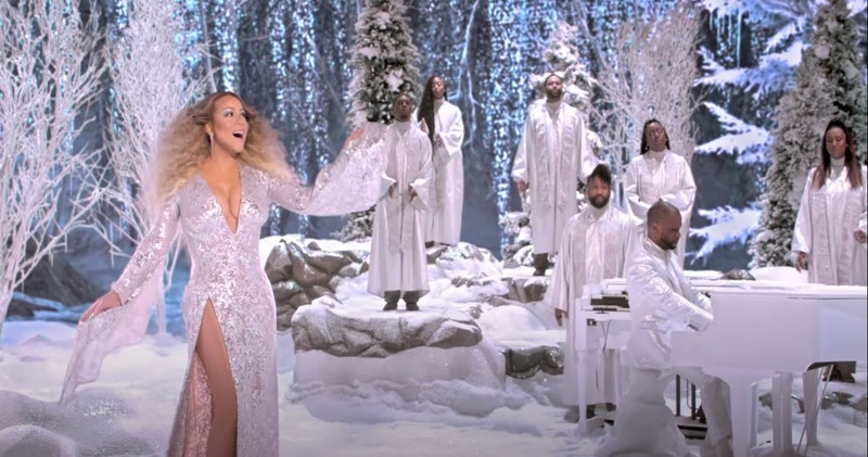 The Cast Of 'Mariah Carey's Magical Christmas Special' Includes Ariana  Grande & Snoop Dogg