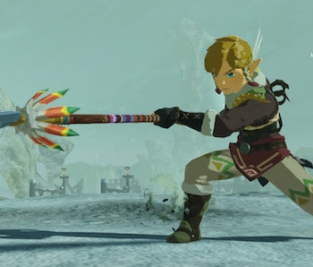 Hyrule Warriors Age Of Calamity Weapon Fusion Guide How To Upgrade