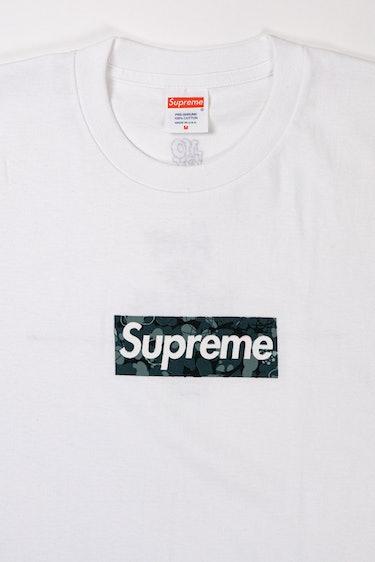 Supreme Mo'Wax Futura Box Logo T-shirt