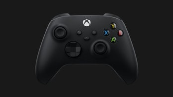 xbox series x controller microsoft game console next-gen
