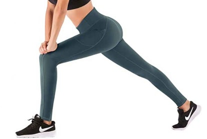 IUGA High-Waist Yoga Pants With Pockets