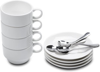 Aozita Espresso Cups and Saucers