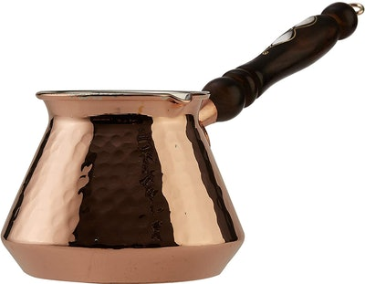 CopperBull Copper Turkish Coffee Pot