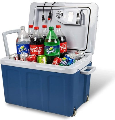 Knox Gear Electric 45-Liter Cooler and Warmer