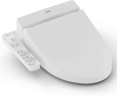 TOTO Electronic Heated Bidet Toilet Seat