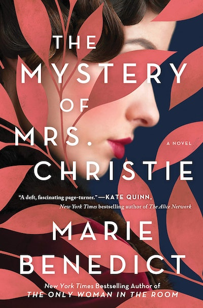 'The Mystery of Mrs. Christie' by Marie Benedict