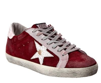 Superstar Suede Sneaker