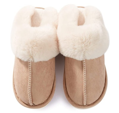 Donpapa Fluffy Memory Foam Slipper