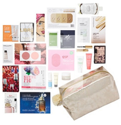 Cyber Monday - Free 23 Piece Beauty Bag with $80 purchase - Luxe Loves