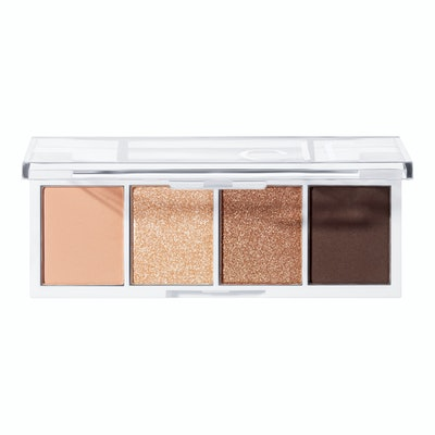 Bite Size Eyeshadow Palette in Cream & Sugar