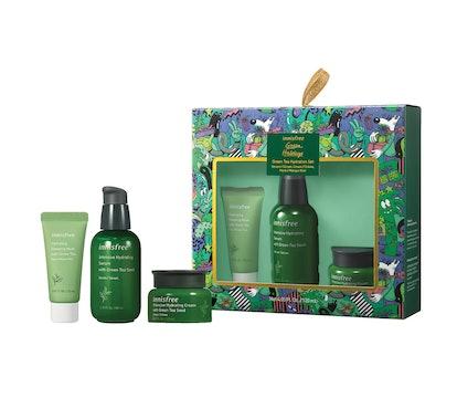 innisfree Green Tea Holiday Set