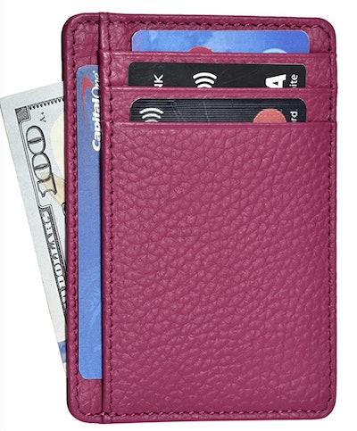 Clifton Heritage Minimalist Wallet