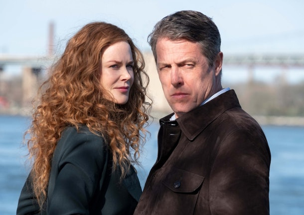 Nicole Kidman and Hugh Grant in 'The Undoing'