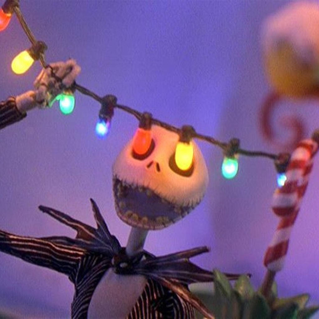 Jack Skellington in 'The Nightmare Before Christmas.'