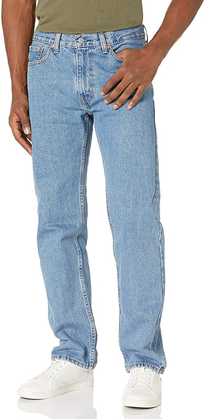 Levi's Men's 505 Regular Fit Jeans