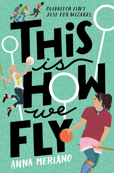 'This Is How We Fly' by Anna Meriano