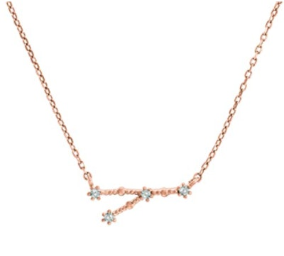 PAVOI 14k Gold Constellation Necklace