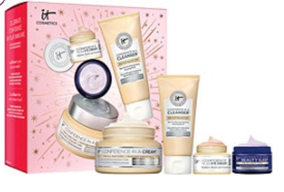 IT Cosmetics Celebrate Confidence In Your Skincare Set