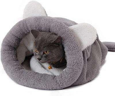 Pawz Road Self-Warming Cat Sleeping Bag