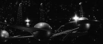 IKARIE XB-1 soviet science fiction