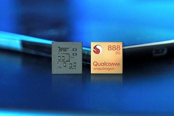Qualcomm Snapdragon 888 5G chip