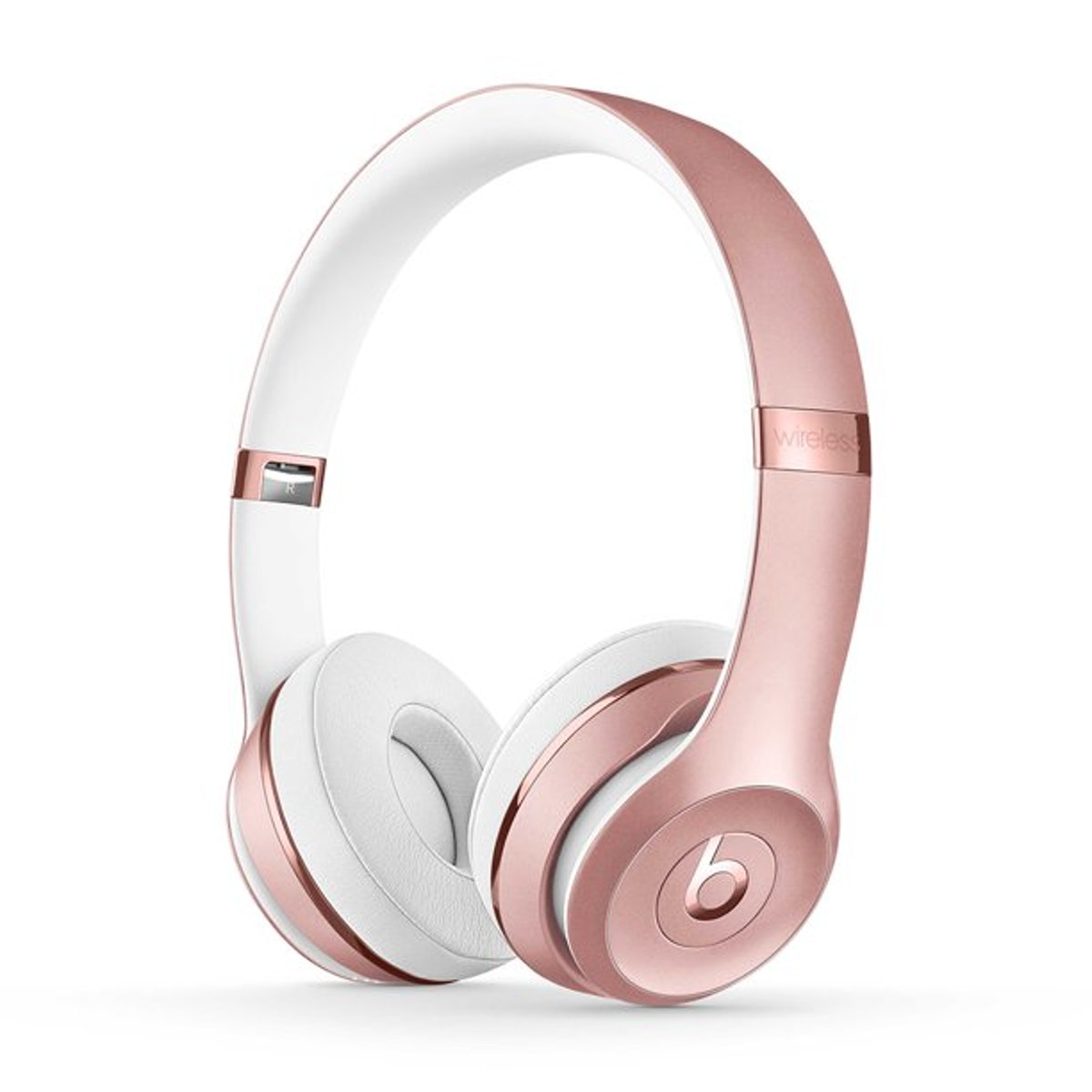 Beats Solo3 Wireless On-Ear Headphones with Apple W1 Headphone Chip - Rose Gold