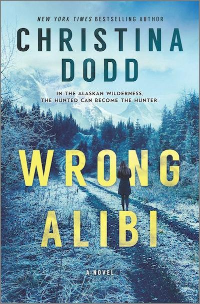 'Wrong Alibi' by Christina Dodd