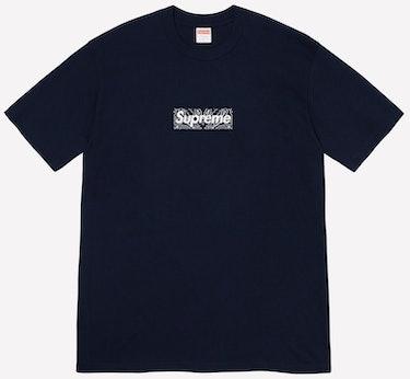 Supreme Box Logo t-shirt.