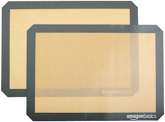 AmazonBasics Non-Stick Baking Mat (2-Pack)