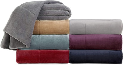 Vellux Plush Luxe Blanket