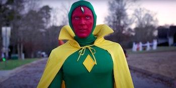 vision halloween costume wandavision
