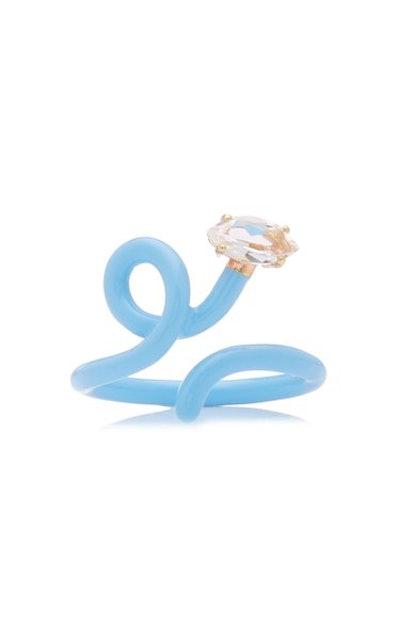 Baby Vine Tendril Ring
