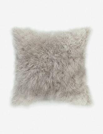 Madison Cashmere Fur Pillow