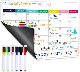 Tullofa Magnetic Calendar