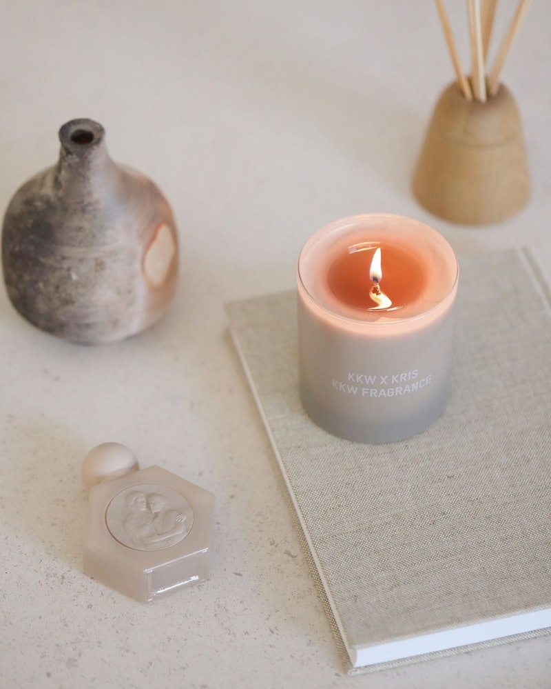 KKW Fragrance is launching a new candle for Kris Jenner.