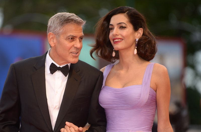 Amal Clooney's most iconic hairstyles.