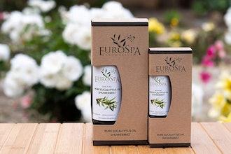 EuroSpa Eucalyptus Oil Shower Mist