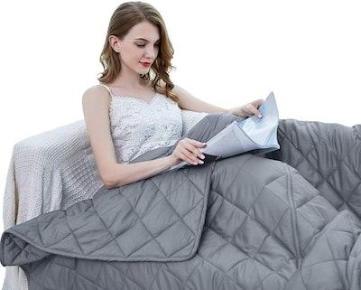 ZZZhen Weighted Blanket