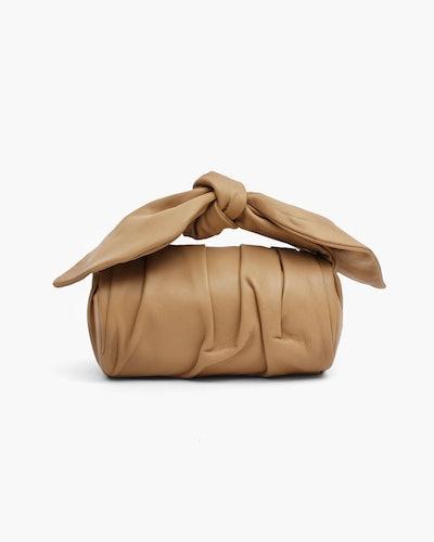 Nane Bag Leather Nappa Almond
