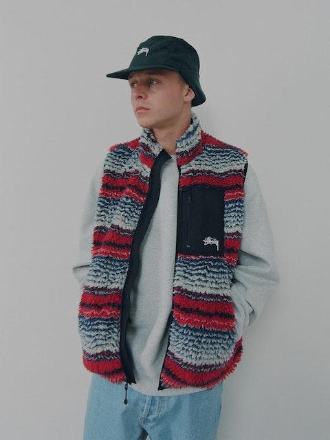 Stüssy Fleece Vest