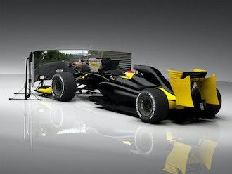 Vesaro Formula V100 Home Stage