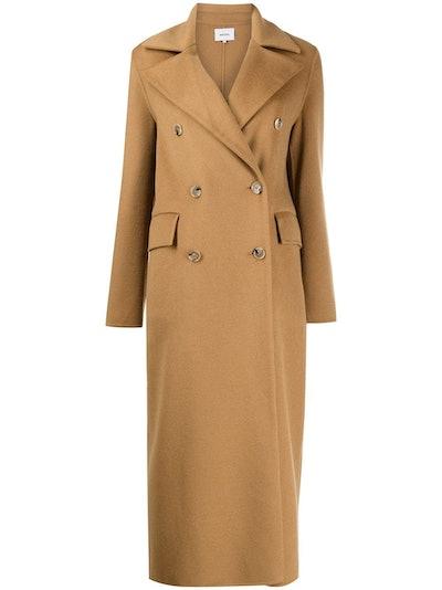 Lana Double-Breasted Coat