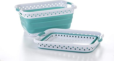Pop & Load Collapsible Laundry Basket