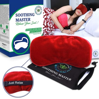 soothing master Advance Cold & Warm Eye Compress