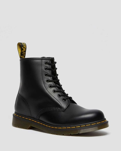 1460 Smooth Leather Lace-Up Boots