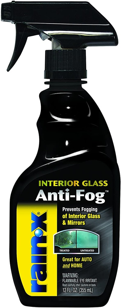 Rain-X Glass Interior Glass Anti-Fog, 12 Oz.