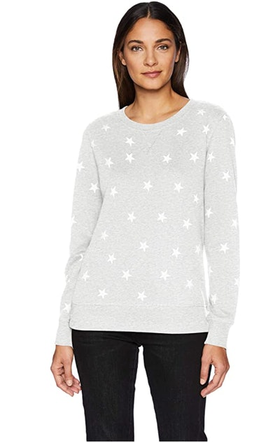Amazon Essentials Fleece Crewneck Sweater