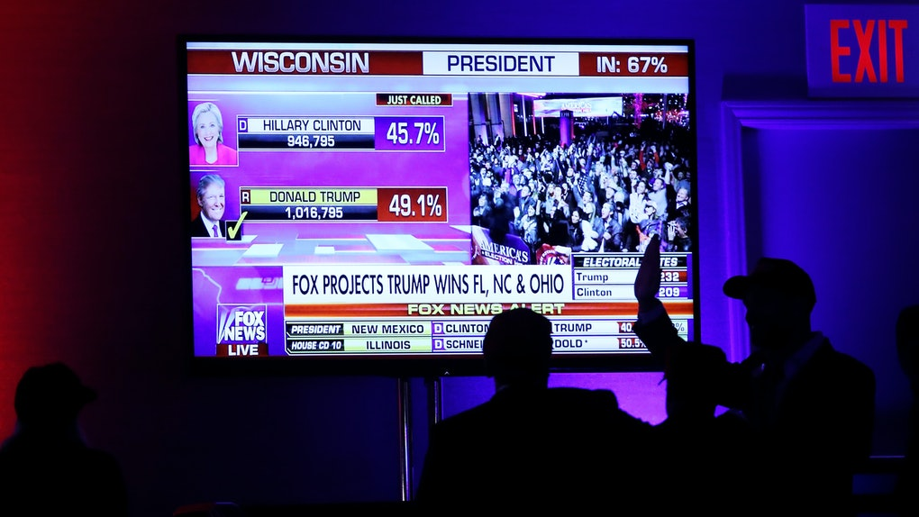 Several key states have not been called yet in the 2020 election.