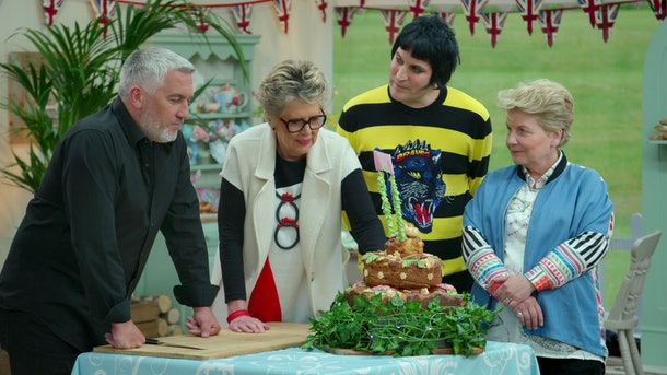'The Great British Baking Show' is the ultimate soothing competition series to watch