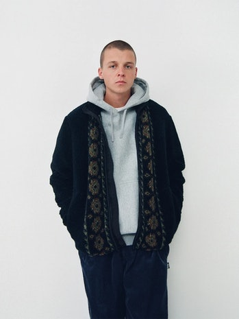 Stüssy Fleece Jacket